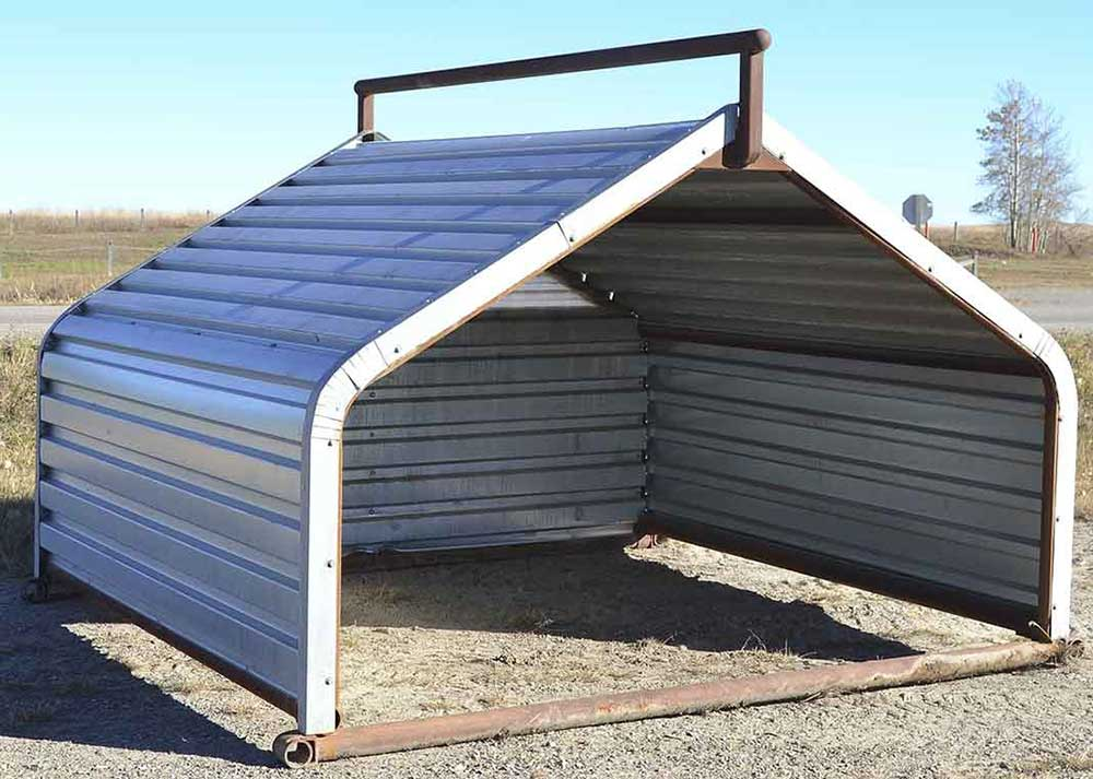 Jones Farm Supplies Livestock Shelters