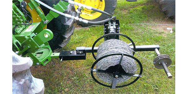 Barb Wire Unroller : Jones farm supplies miscellaneous equipment